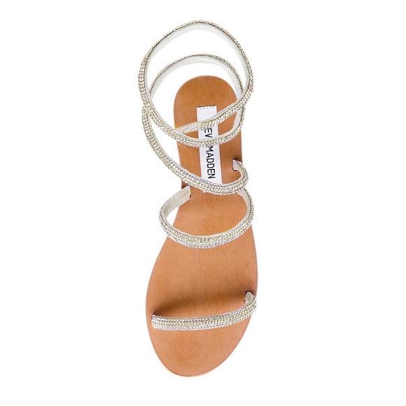 6bbe29019 Women s Steve Madden Garnish Rhinestone Sandals. M 5bea22c0fe51519ef02b4cb6